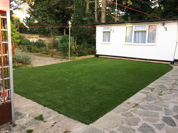 Artificial Lawn - Project