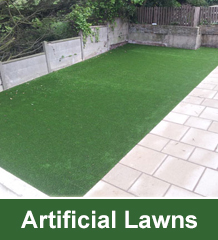 Artificial Lawns panel