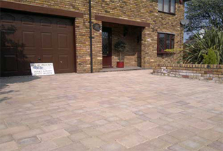Patios & Driveways Panel - Willow Landscapes